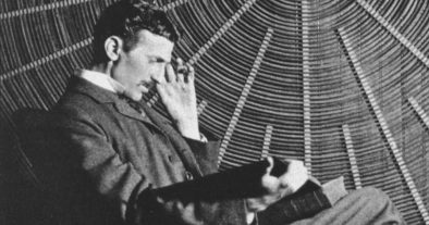 Nikola Tesla 1856 - 1943